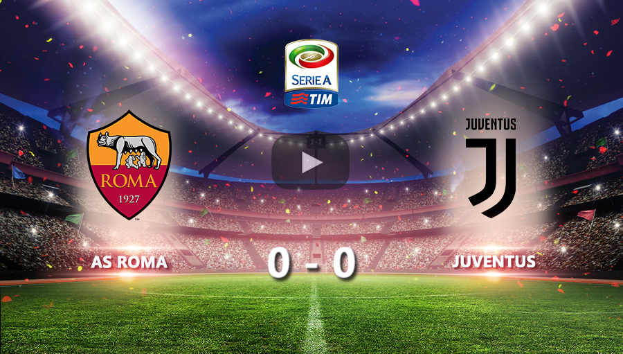 AS Roma 0-0 Juventus