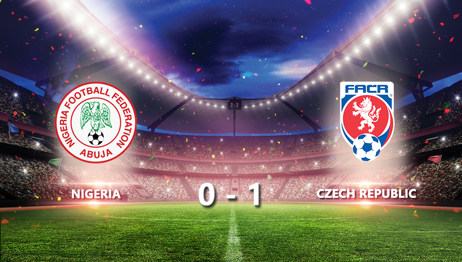 Nigeria 0-1 Czech Republic