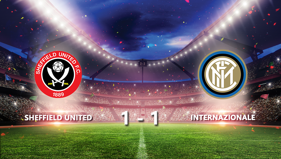 Sheffield United 1-1 Internazionale