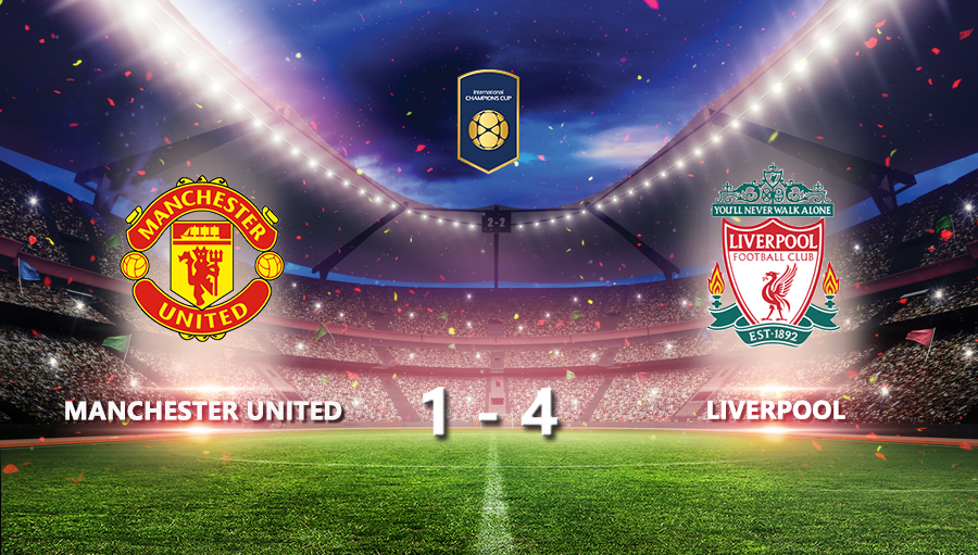 Manchester United 1-4 Liverpool
