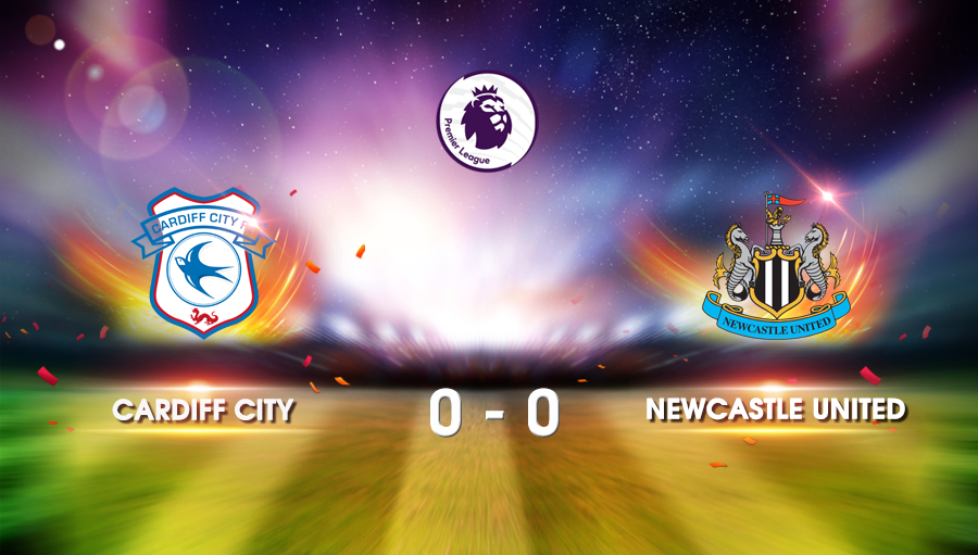 Cardiff CIty 0-0 Newcastle United