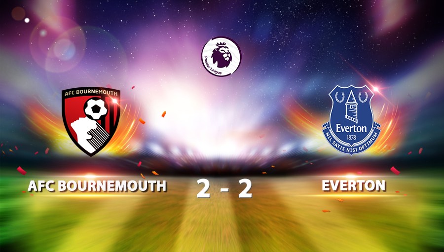 Afc Bournemouth vs Everton