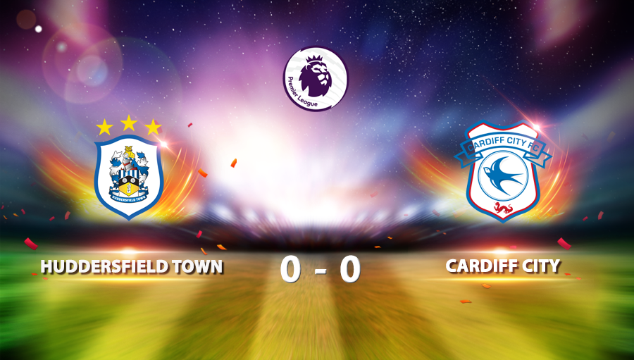 Huddersfield Town 0-0 Cardiff City