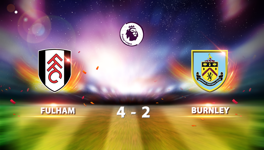 Fulham 4-2 Burnley