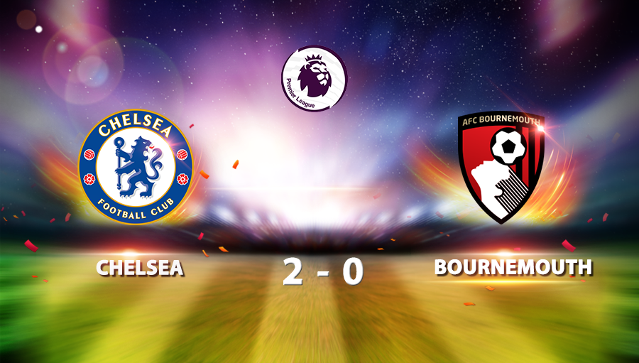 Chelsea 2-0 Bournemouth