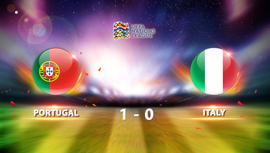 Portugal 1-0 Italy