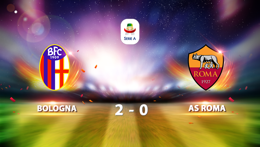 Bologna 2-0 AS Roma