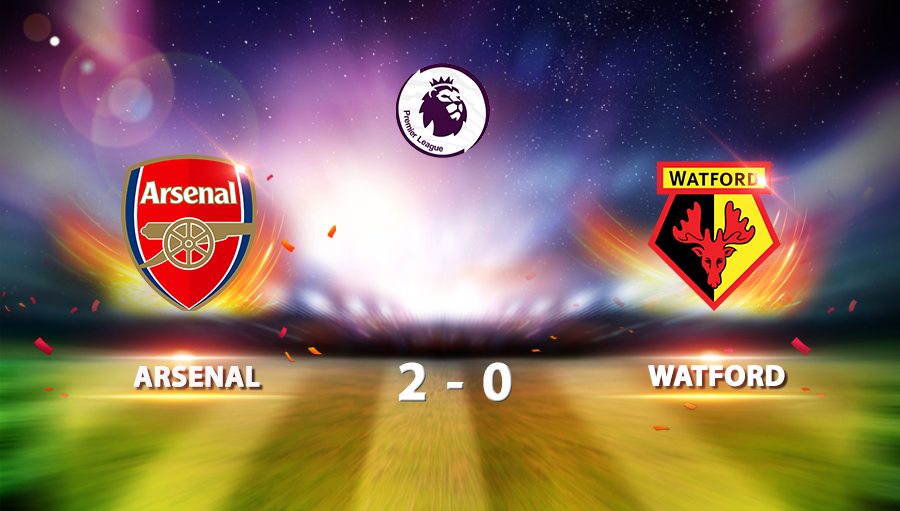 Arsenal 2-0 Watford