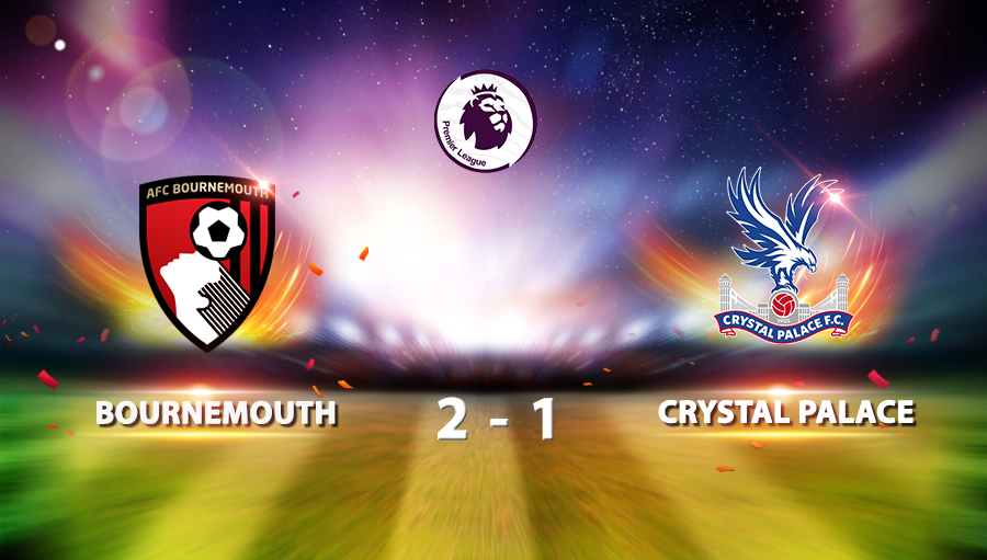 Bournemouth 2-1 Crystal Palace