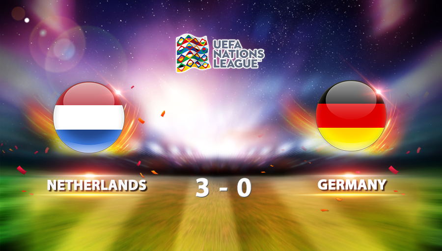 Netherland 3-0 Germany