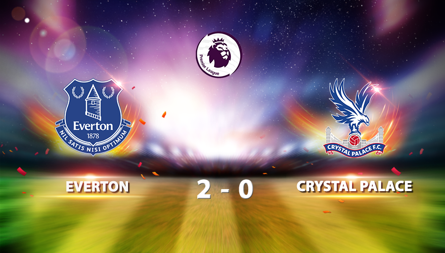 Everton 0-0 Crystal Palace