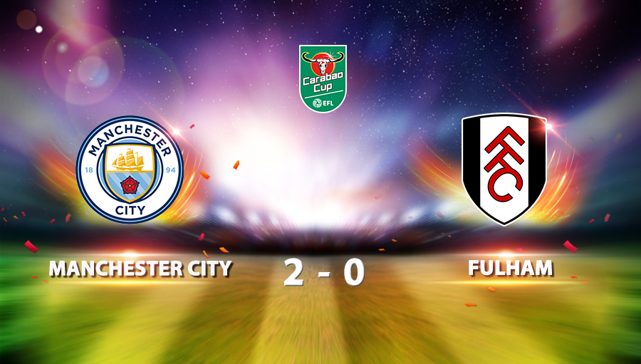 Manchester City 2-0 Fulham
