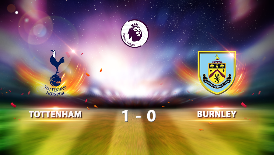 Tottenham 1-0 Burnley