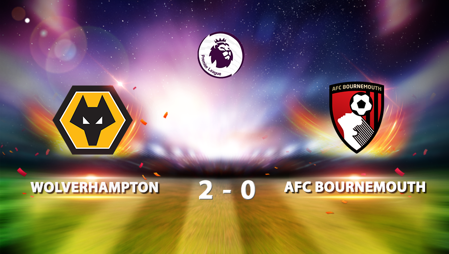Wolverhampton 2-0 Afc Bournemouth