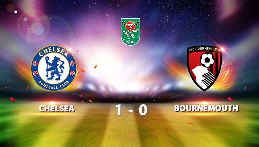 Chelsea	1-0 Bournemouth