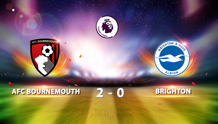 Afc Bournemouth 2-0 Brighton