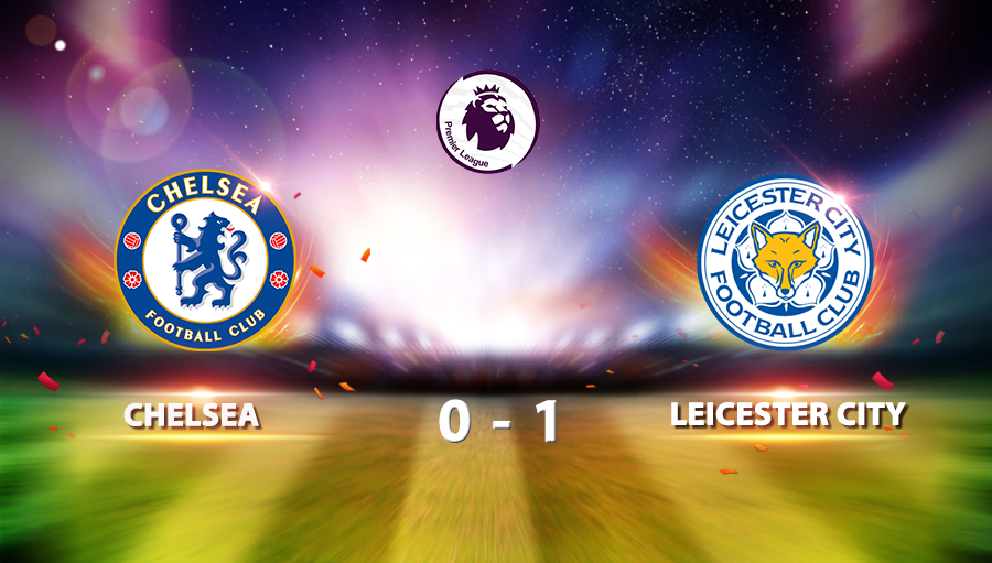 Chelsea 0-1 Leicester City