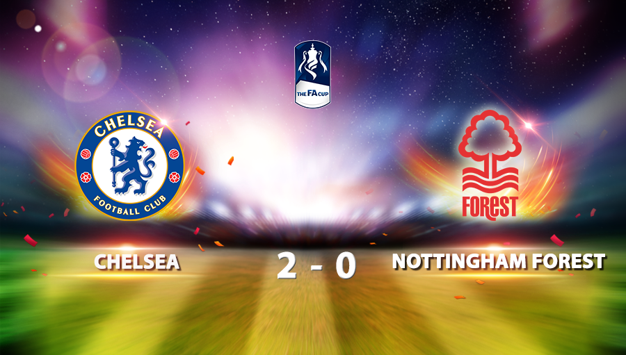 Chelsea 2-0 Nottingham Forest