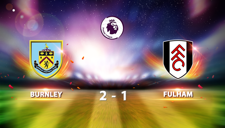 Burnley 2-1 Fulham