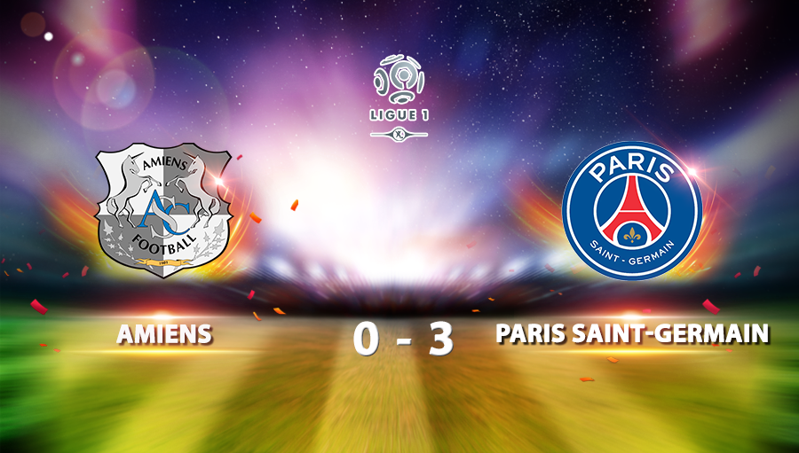 Amiens 0-3 Paris Saint-Germain