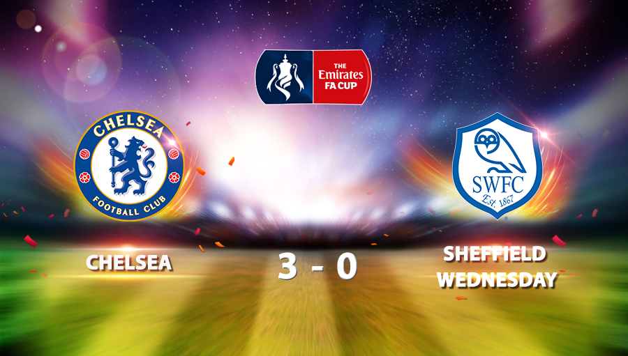 Chelsea 3-0 Sheffield Wednesday