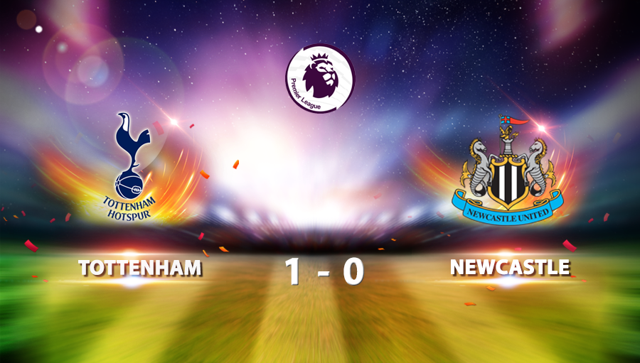 Tottenham 1-0 Newcastle