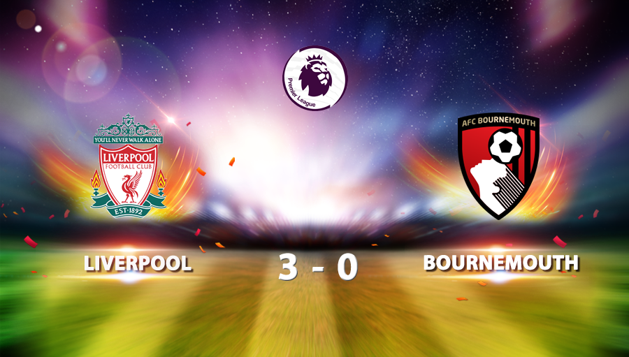 Liverpool 3-0 Bournemouth