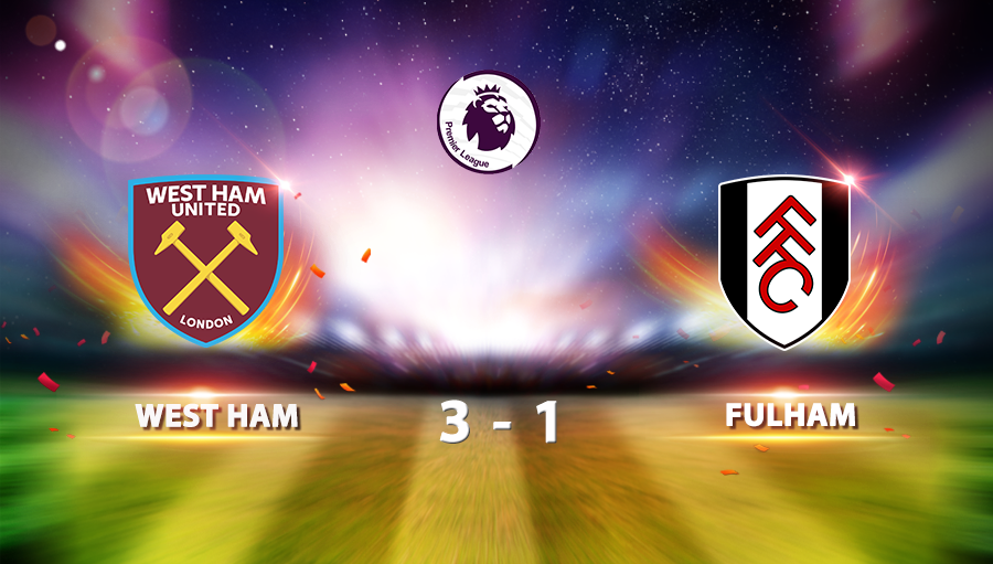 West Ham United 3-1 Fulham