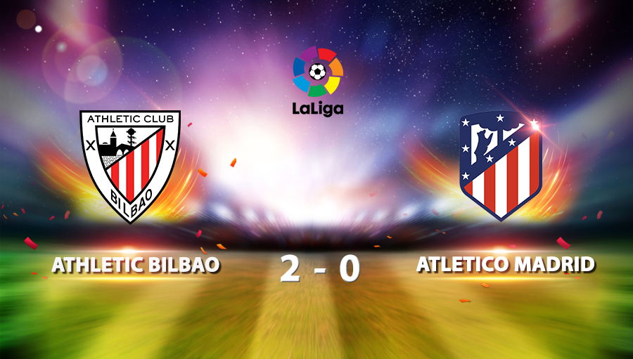 Athletic Bilbao 2-0 Atletico Madrid