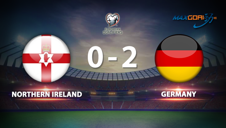 Northern Ireland 0-2 Germany