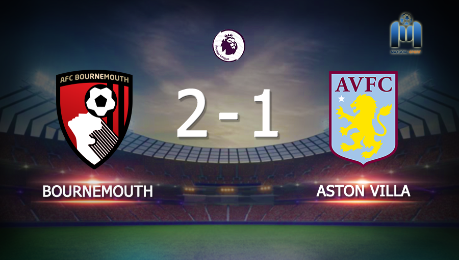 Bournemouth 2-1 Aston Villa