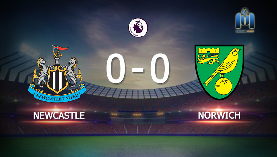 Newcastle 0-0 Norwich