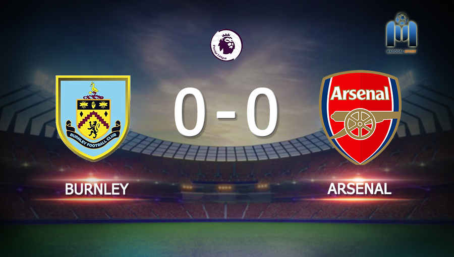 Burnley 0-0 Arsenal
