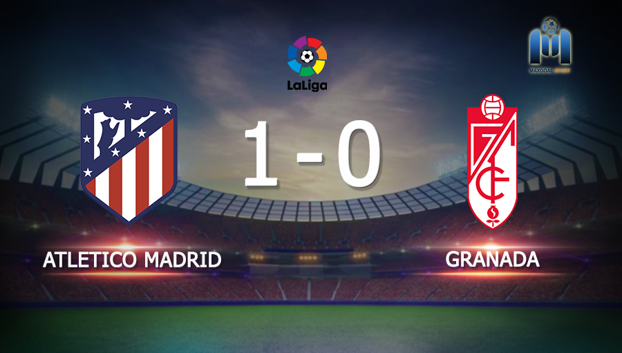 Atletico Madrid 1-0 Granada