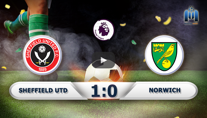 Sheffield United 1-0 Norwich