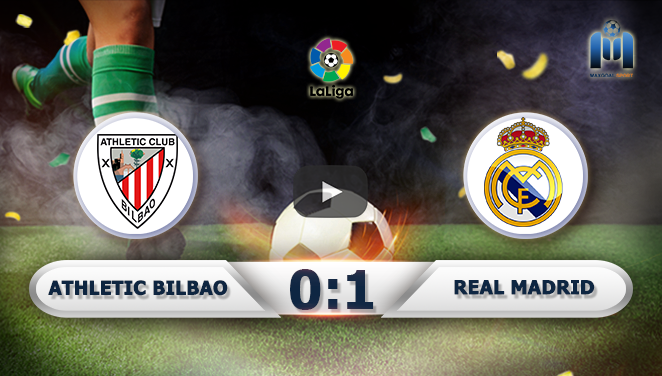Athletic Bilbao 0-1 Real Madrid
