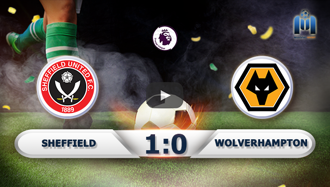 Sheffield United 1-0 Wolverhampton