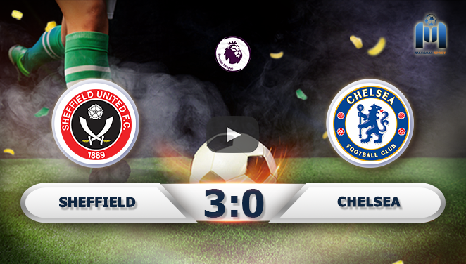 Sheffield United 3-0 Chelsea
