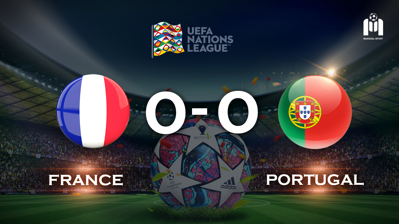 France 0-0 Portugal