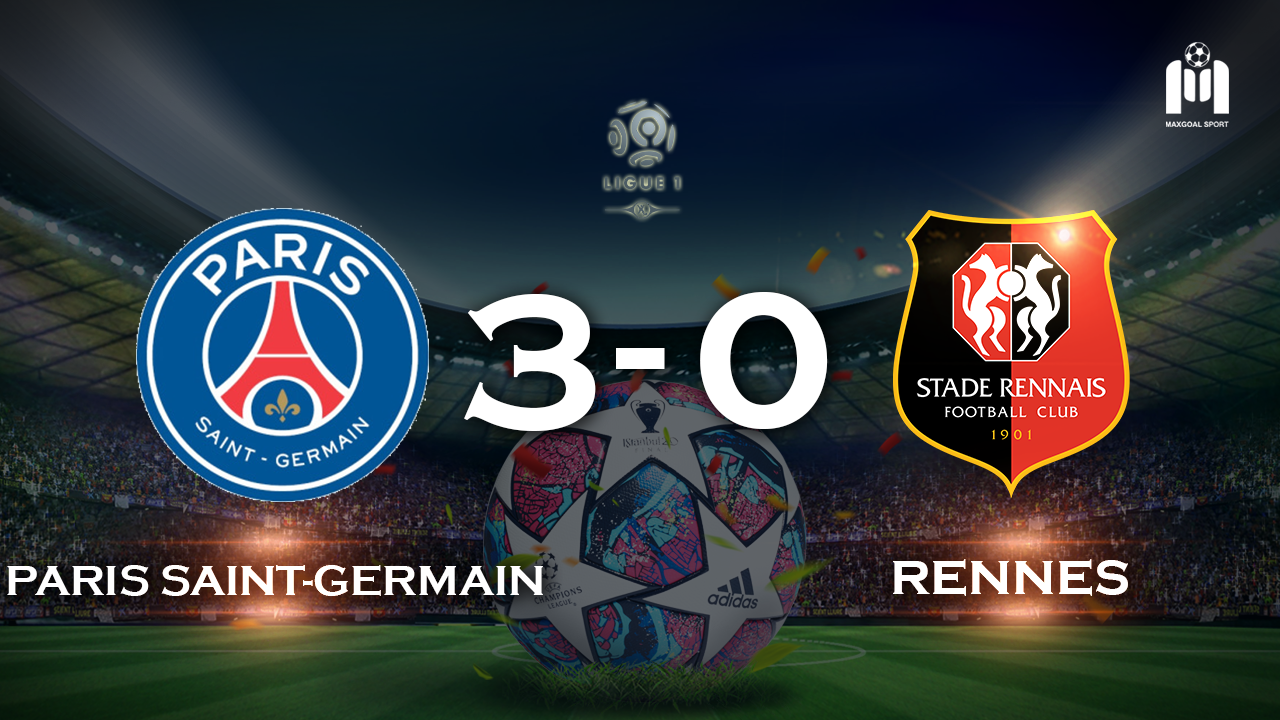 Paris Saint-Germain 3-0 Rennes