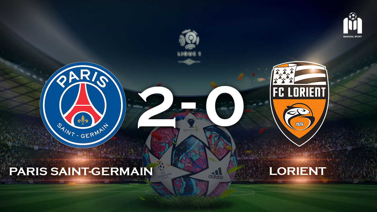 Paris Saint-Germain 2-0 Lorient