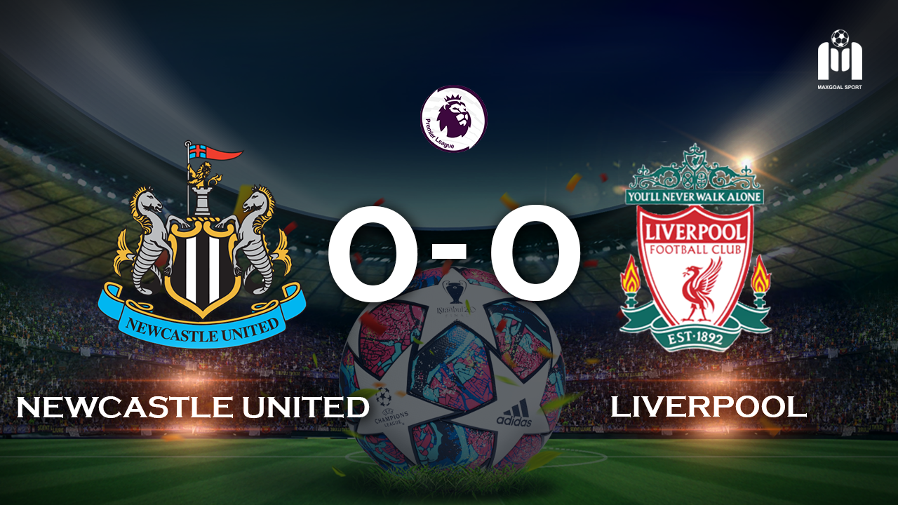 Newcastle United 0-0 Liverpool